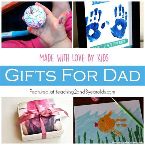 Handmade Fathers Day Presents - s day gifts