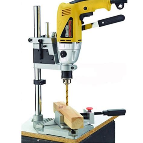 Power Tools Accessories Bench Drill Press Stand Clamp Base