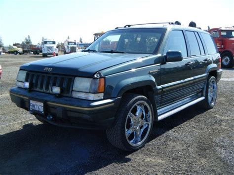 jeep grand limited 4x4 i a 1994 jeep grand 1994 jeep grand limited 4x4 suv