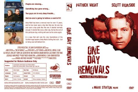 film one day removals one day removals 2008 movie