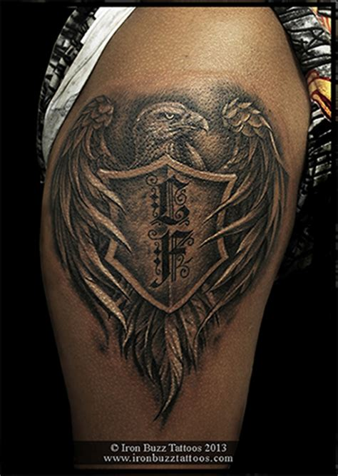 sheild tattoo the gallery for gt shield designs
