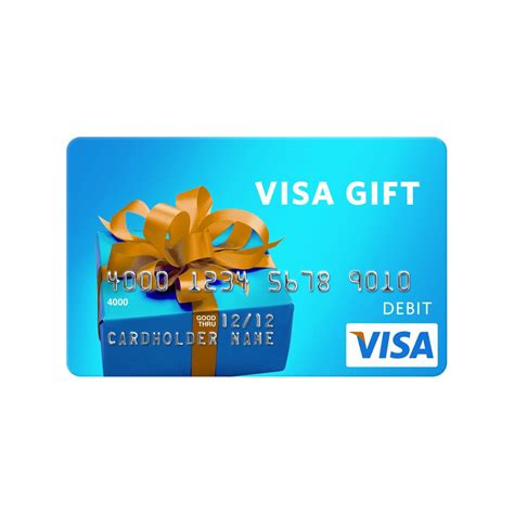 Visa Reward Gift Card - visa gift card png www pixshark com images galleries