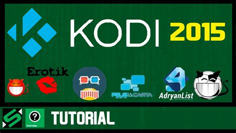 tutorial youtube kodi tutorial kodi 2015 complementos en espa 241 ol youtube
