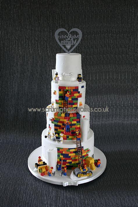 Hochzeitstorte Lego by Lego Wedding Cake Cakecentral