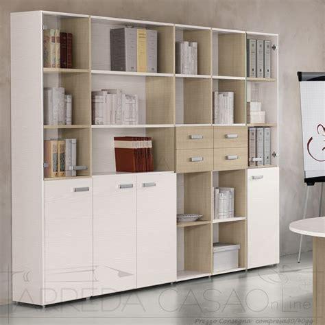 libreria ufficio offerte librerie per ufficio componibili giroffice prezzi e