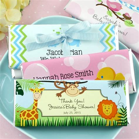 Baby Shower Chocolate by Personalized Baby Shower Hershey S Chocolate Bars