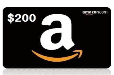 200 Amazon Gift Card - enter to win a 200 amazon gift card courtesy of trend micro