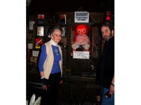 annabelle doll connecticut connecticut demonologists invite to meet anabelle