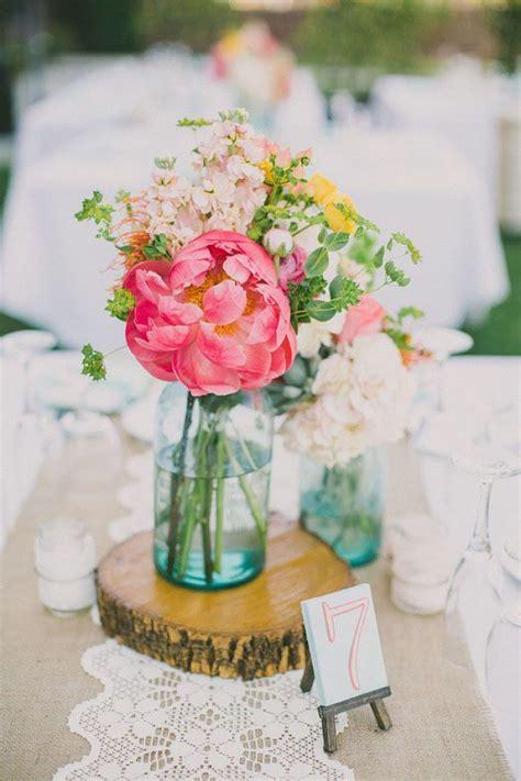 lace jar centerpieces jar centerpieces styling your rustic wedding lace