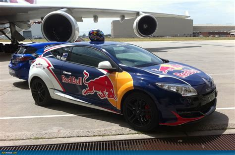 Stickers Red Bull Megane Rs by Ausmotive 187 Red Bull Race Off Coming To Australian