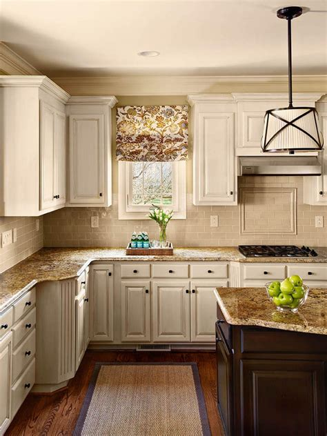 Kitchen Backsplash Colors Kitchen Cabinet Paint Colors Pictures Ideas From Hgtv