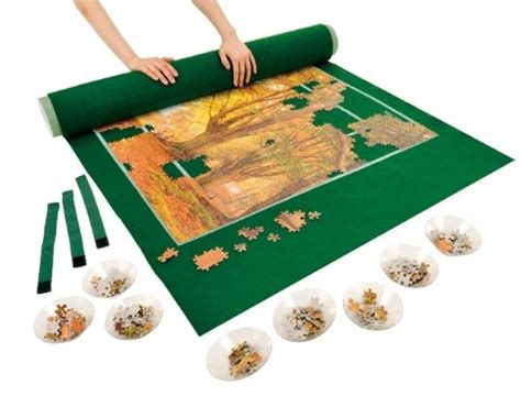 Jigsaw Puzzle Mat by Jigsaw Puzzle New Assembling Mat 300 2000 Pieces 1070
