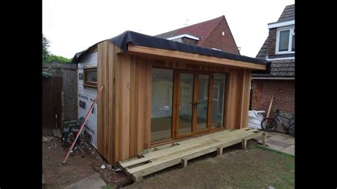 build your house garden room home built by planet design