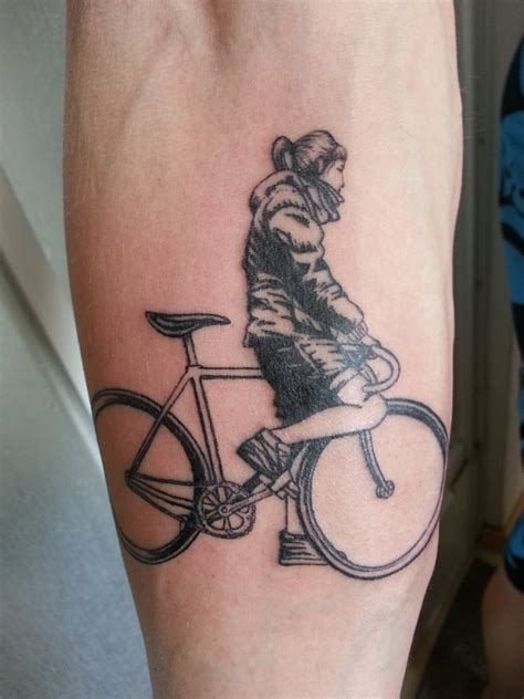 tattoo designs for bikes 40 cool mountain bike tattoos