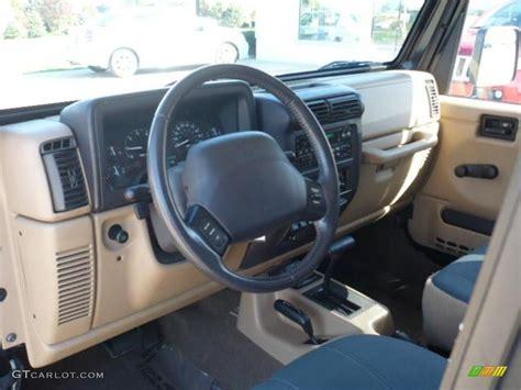 jeep sahara interior 2000 jeep wrangler sahara 4x4 interior photo 37843703