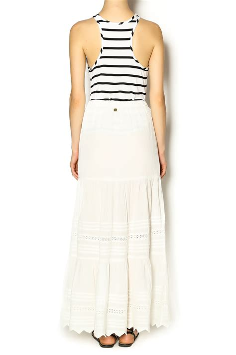 Blomming Maxi billabong bloom maxi skirt from new york by house of bleu shoptiques