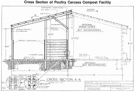 broiler house plans poultry house construction plans with describe the conditions inside the chicken coop