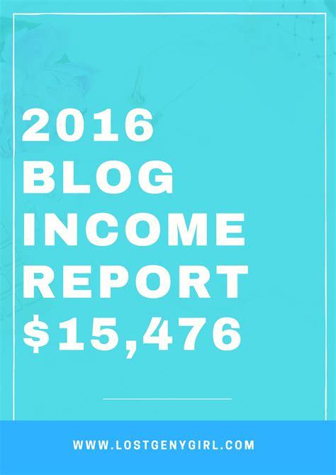 blogger earnings make money blogging archives gen y girl