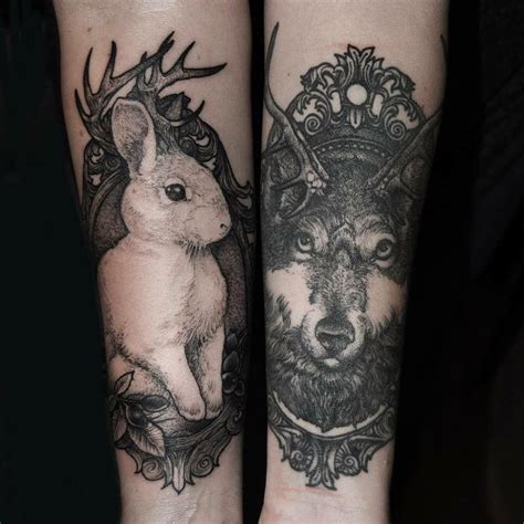 wolf tattoo designs for couples 38 best wolf couple tattoos images on pinterest couple