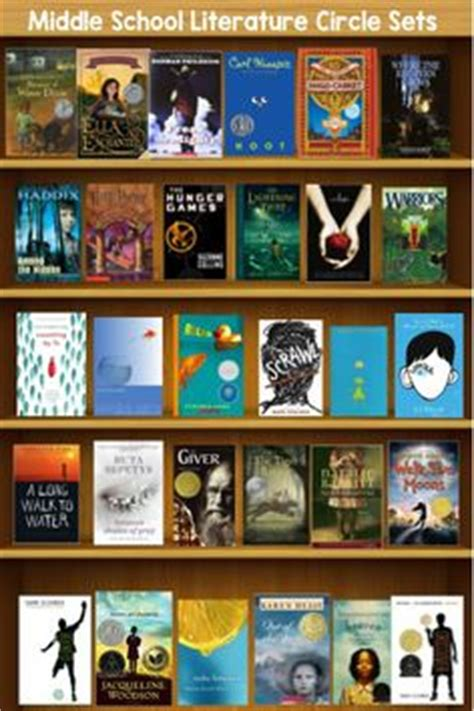 literature themes for middle school 1000 ideas about middle school literature on pinterest
