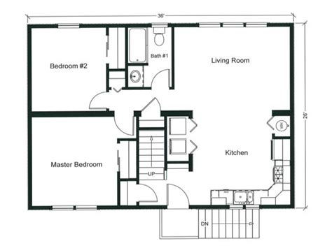 2 bedroom house floor plans open floor plan 2 bedroom apartment floor plan 2 bedroom open floor plan