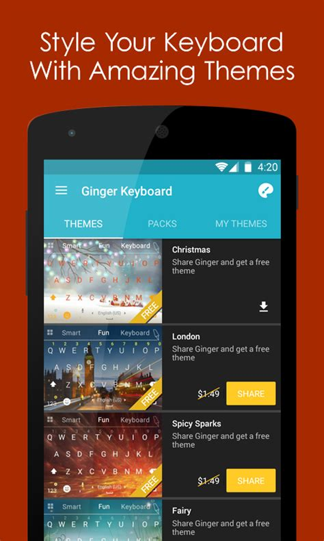 themes games android ginger keyboard emoji gifs themes games android