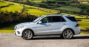 Mercedes 4matic Suv Mercedes Gle 350d Suv 4matic Amg Line Road Test