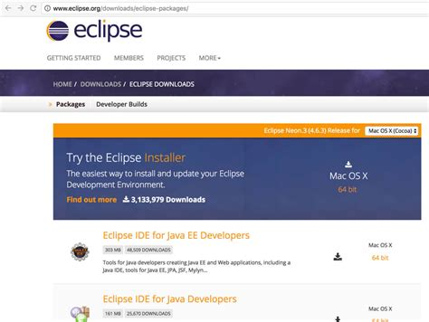 and install eclipse for java getting started with webdriver selenium for java in