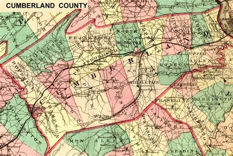 1886 history of cumberland county pennsylvania cumberland county pa usgw archives index page