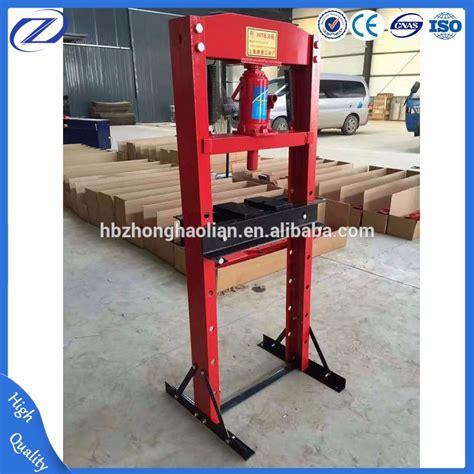 20t manual hydraulic press machine buy press machine