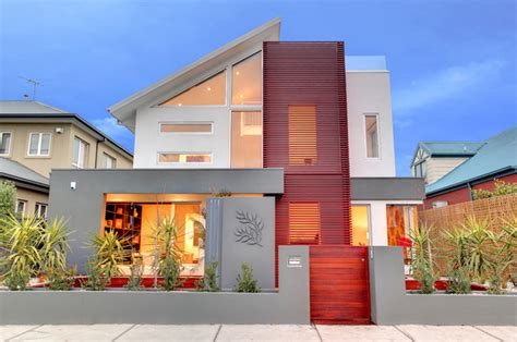 Pro Curb Appeal - king of melbourne by design unity contemporary exterior melbourne by design unity