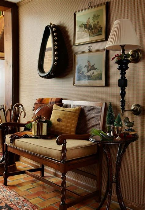 horse themed home decor equestrian themed entryway via the polohouse midwest