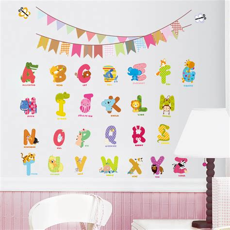 lettering stickers for walls wall alphabet decals reviews shopping wall