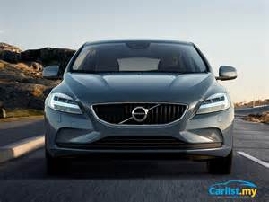 Replacement Auto Upholstery Volvo V40 Gets New Thor S Hammer Face Auto News Carlist My