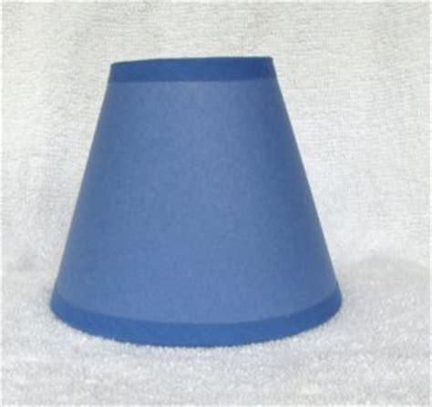 Blue Chandelier Shades Light Royal Blue Paper Mini Chandelier L Shade