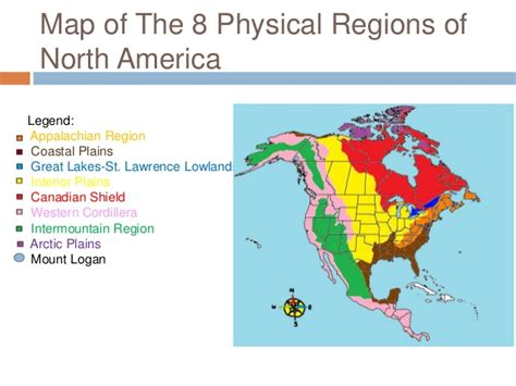 america map geographic regions 8 regions of america map images