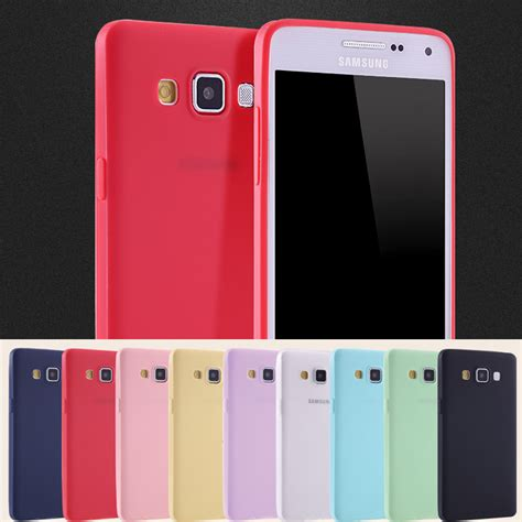 Ultra Thin Stealth Samsung Galaxy J2 Silicon Soft Jelly j2 j5 prime ultra thin clear silicon tpu soft cover