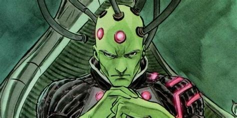 justice league film villain is the justice league movie villain brainiac after all