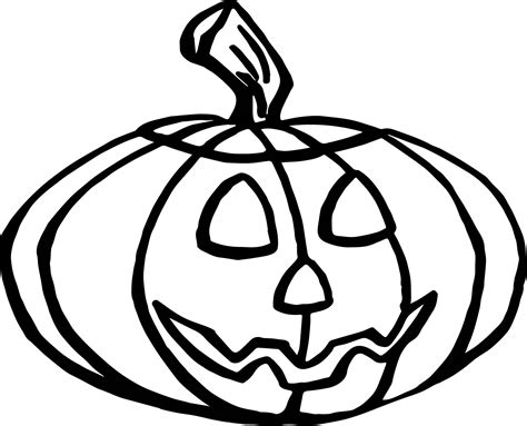 halloween pumpkin coloring pages free free halloween pumpkin coloring page wecoloringpage