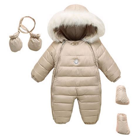 winter coats for baby 0 24m winter baby snowsuit outwear coats for baby