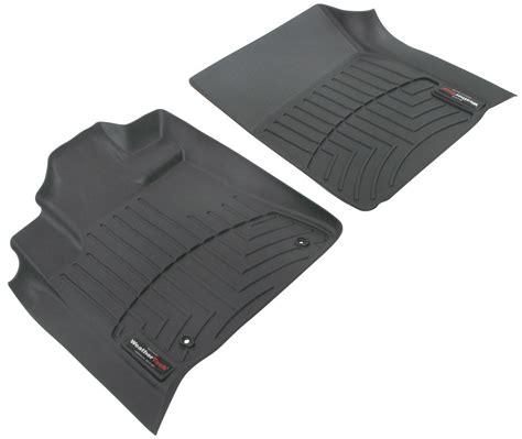 weathertech floor mats for toyota tundra 2011 wt442771
