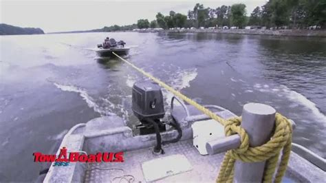 boat us unlimited towing tow boat us tv commercial tow boat membership ispot tv