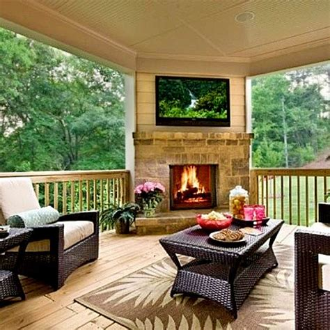 Enclosed Porches Pinterest by Back Porch Covered But Not Enclosed Home Is Where