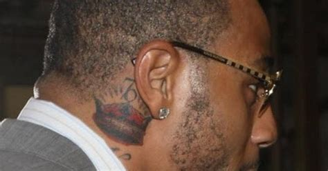 kenyon martin tattoo the knicks kenyon martin is apparently a bad light