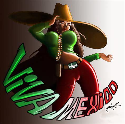 imagenes perronas de viva mexico viva mexico by indyguz on deviantart