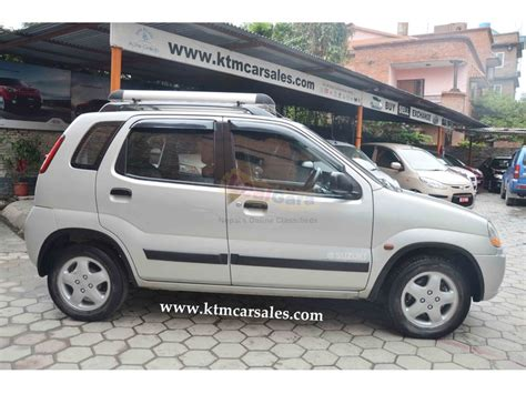 Suzuki Ignis 2004 Suzuki Ignis 2004 Single Handed Price Rs 12 50 000