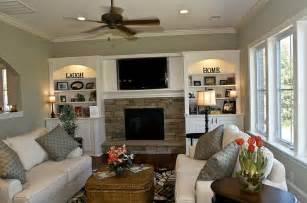 Family Room Design Ideas Pinterest - white bookshelves around fireplace bookshelves pinterest