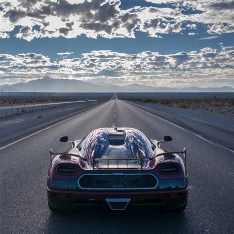 koenigsegg illinois koenigsegg bat le record du monde de vitesse pour une