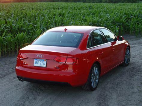 2010 Audi A4 driven 2010 audi a4
