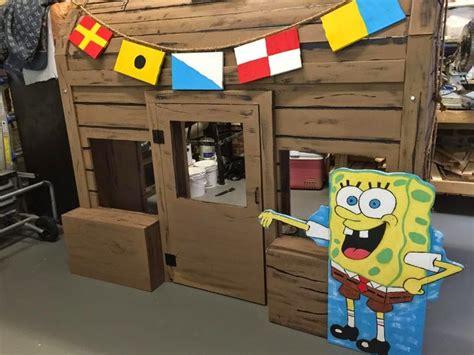 Spongebob Bunk Bed Spongebob Krusty Krab Loft Bed Exle S Custom Beds